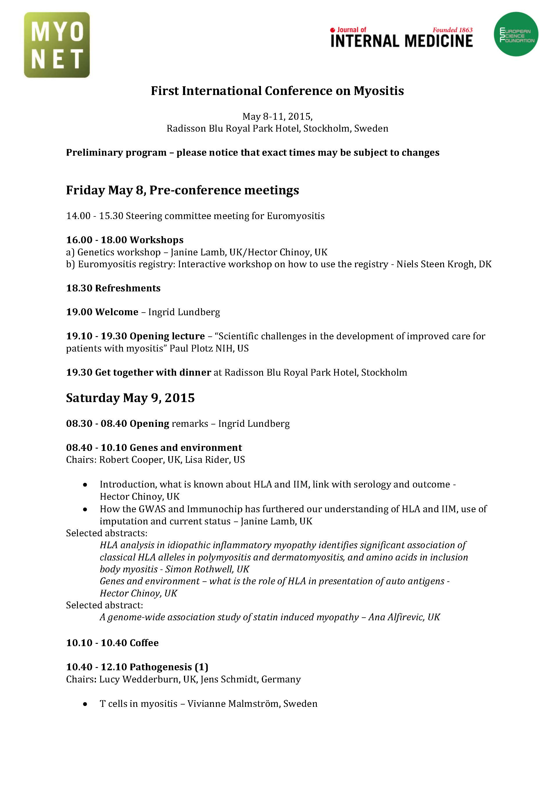 Updated program 2015 conf_150417_Sida_1